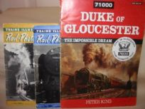 Three Ian Allen Publications